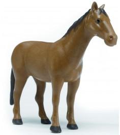 Лошадь коричневая Bruder 02-306