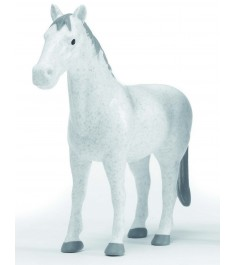 Лошадь белая Bruder 02-306