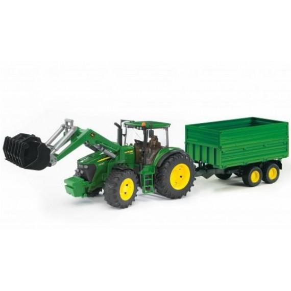 Трактор John Deere 7930 Bruder 03-055