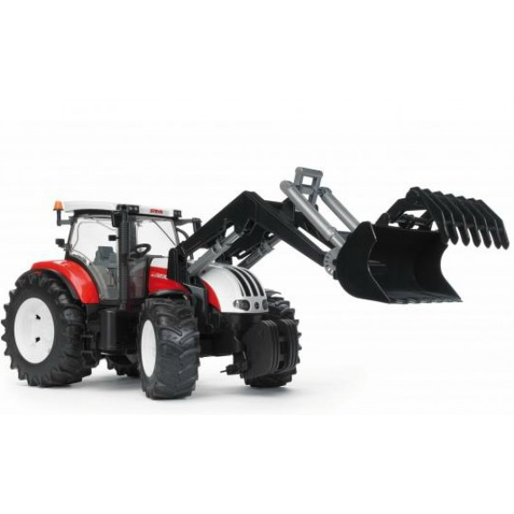 Трактор Steyr CVT 6230 Bruder 03-091