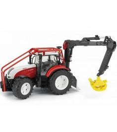 Трактор Steyr CVT 6230 Bruder 03-092