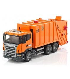 Мусоровоз Scania Bruder 03-560