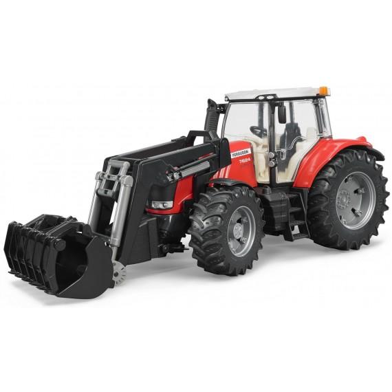 Трактор Massey Ferguson 7600 Bruder 03-047