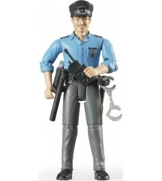 Фигурка полицейского с аксессуарами Bruder 60-050...