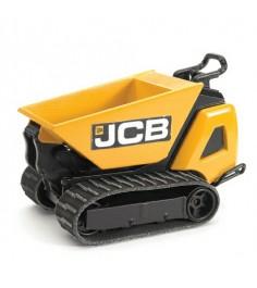 Гусеничный перевозчик JCB Dumpster HTD-5 Bruder 62-005
