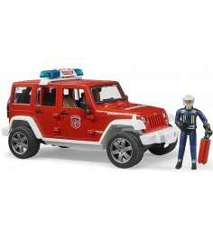 Bruder Jeep Wrangler Unlimited Rubicon 02-528