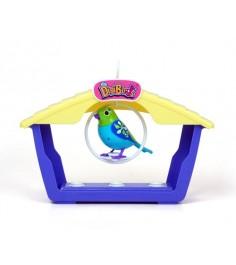 Большой дом для птиц с 1 й птичкой Digibirds 88026s