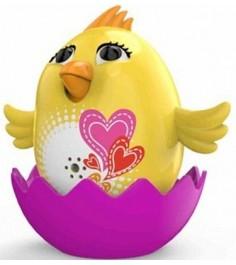 Цыпленок с кольцом Mila желтый Digibirds 88280-3