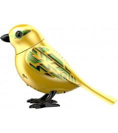 Птичка с кольцом Digibirds Золотая 88408S
