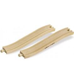 Набор Eichhorn Восходящих элементов деревянной железной дороги 100001414