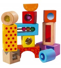 Развивающие кубики Eichorn 2240