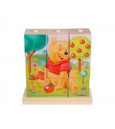 Пазлы из кубиков Eichorn 3355
