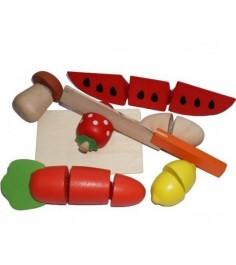 Игровой Набор Mapacha Продукты 8 предметов 76625