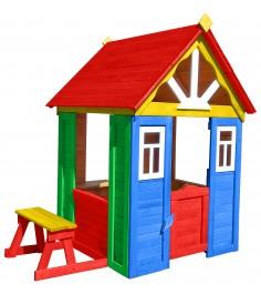 Цветной домик Можга солнечный мульти 1 Р910-М1