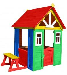 Цветной домик Можга солнечный мульти 1 Р910-М2