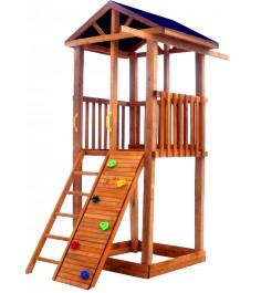 Детская площадка Можга Спортивный городок 2 крыша тент
