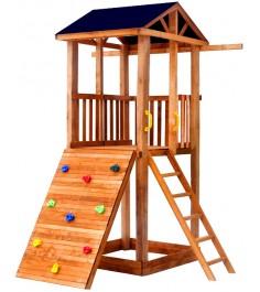 Детская площадка Можга Спортивный городок 3 крыша тент