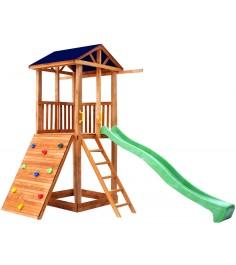 Детская площадка Можга Спортивный городок 5 крыша тент