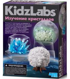 Растим кристаллы 4 m Изучение Кристаллов 00-03917
