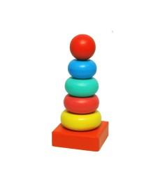 Пирамидка Alatoys 50106