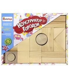 Деревянный конструктор Alatoys К1600