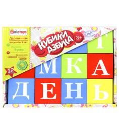 Кубики Alatoys КБА1201