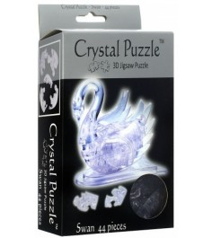 Crystal puzzle лебедь 90001