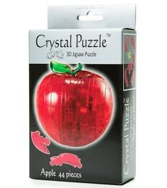 Crystal puzzle яблоко красное 90005