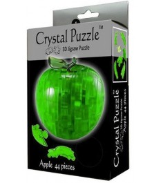 Crystal puzzle яблоко зеленое 90015