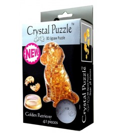 Crystal puzzle лабрадор 90118