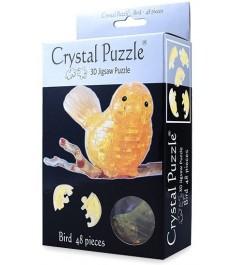 Crystal puzzle птичка 90125