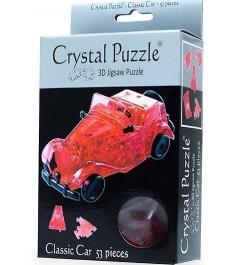 Crystal puzzle автомобиль красный 90331