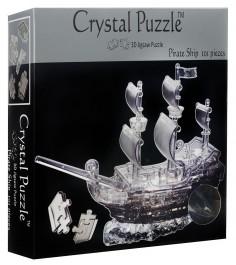 Crystal puzzle пиратский корабль 91106