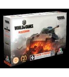 3D Пазл Hobby World world of tanks 1629