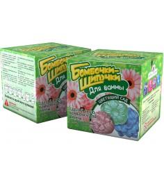 Инновации для детей бомбочки шипучки цветущий сад  732