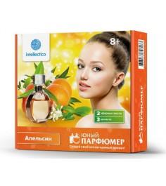 Набор для творчества юный парфюмер мини апельсин Intellectico 717