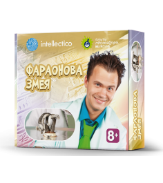 Набор для опытов Intellectico Фараонова змея 852