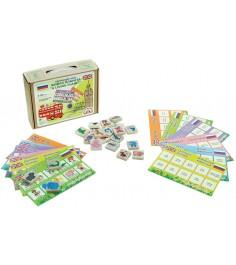 Логическая игра Краснокамская игрушка Живая планета английский язык 2 уровня сложности ЛИ-06