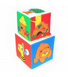 Кубики Мякиши Кто где живет 52