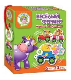 Vladi Toys веселый фермер VT1310-01