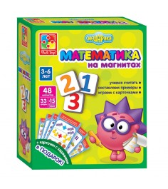 Vladi Toys математика смешарики VT1502-07