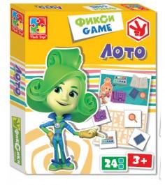 Vladi Toys лото фиксики VT2107-03