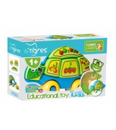 Развивающая игра Тигрес черепаха разумаха 39201