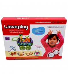 Конструктор Waveplay shopping 50-B
