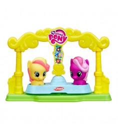 Карусель для пони-малышек My Little Pony B4626
