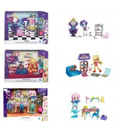 Equestria Girls Игровой набор для мини-кукол в ассортименте My Little Pony B4910