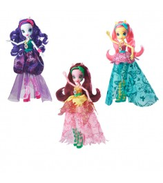 Equestria Girls Кукла Легенда Вечнозеленого леса в ассортименте My Little Pony B6478