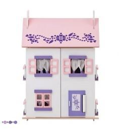 Кукольный домик PAREMO Анастасия с мебелью PD115