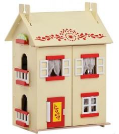 Кукольный домик PAREMO София с мебелью PD115-02
