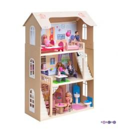 Кукольный домик PAREMO Шарм PD315-02